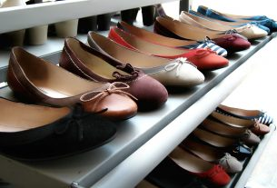 Ubrania i dodatki kupowane w internecie